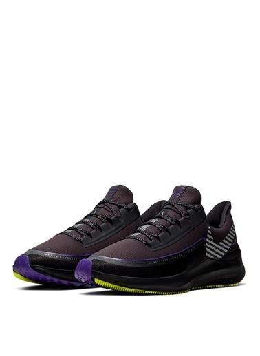 Nike Nike Air Zoom Winflo 6 Erkek Koşu Ayakkabısı Siyah